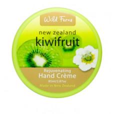 Wild Ferns Kiwifruit Rejuvenating Hand Creme 85ml