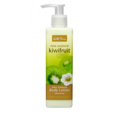 Wild Ferns Kiwifruit Silky Smooth Body Lotion 240ml