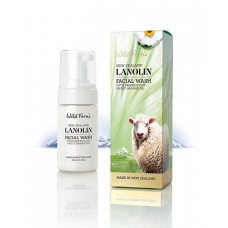 Wild Ferns Lanolin Facial Wash with Propolis and Sweet Orange 100ml