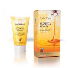 Wild Ferns Manuka Honey Protective Hydrating Moisturiser with SPF30 75ml