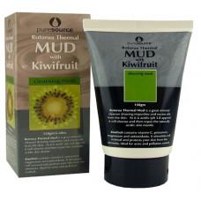 Puresource Rotorua Thermal Mud with Kiwifruit Cleansing Mask 150ml