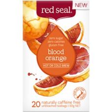 Red Seal Blood Orange Fruit Tea 20 Teabags 50g