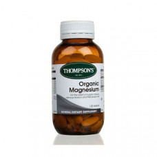 Thompson's Organic Magnesium 120 tablets