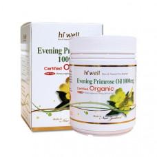 Hi Well Organic Evening Primrose Oil 200 Capsules