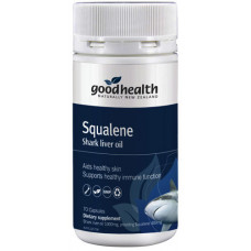 Good Health Squalene -Shark Liver Oil 70 capsules