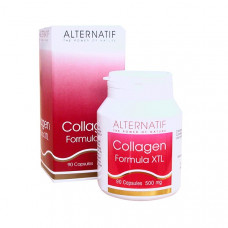 Alternatif Collagen Formula XTL 500mg 90 Capsules