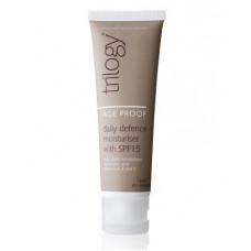 Trilogy Age Proof Daily Defence Moisturiser SPF15