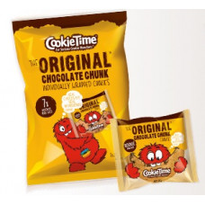 CookieTime Original Chocolate Chunk Cookies 25g x 7 (pack of 7)