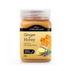 Streamland Ginger 'n Honey 500g