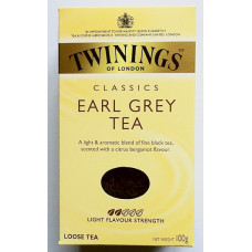 Twinings Earl Grey Loose Tea 100g