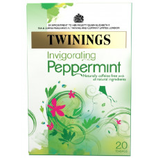 Twinings Invigorating Peppermint 20 Teabags