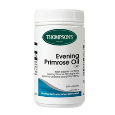 Thompson's Evening Primrose Oil 300 Capsules