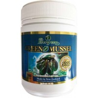 Evergreen Green Lipped Mussel 5000 180 Capsules /500 Capsules