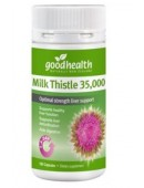 Good Health Milk Thistle 35,000 100 Capsules