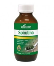 Good Health Spirulina Soul Food