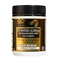 GO Healthy GO Mussel 6,200mg 300 Capsules