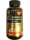 GO Healthy GO Co-Q10 400mg 60 Capsules