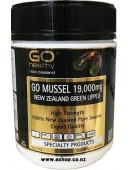 GO Healthy GO Mussel 19,000mg 300 VegeCapsules