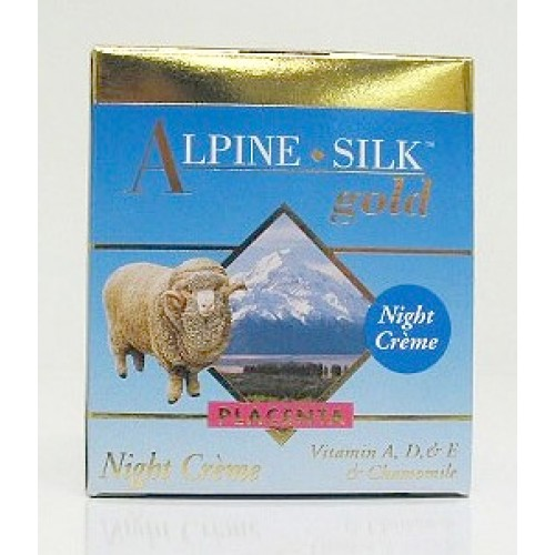 alpine silk gold placenta cream