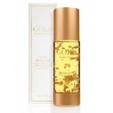 Linden Leaves Gold Body Oil With Amaranth And Chia 150ml