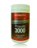 Nutra Life Premium Quality Propolis 3000 300 Capsules