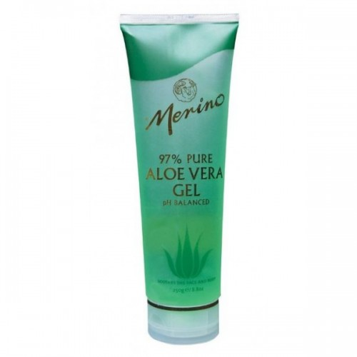 merino 97 pure aloe vera gel 250g ashop new zealand. Black Bedroom Furniture Sets. Home Design Ideas