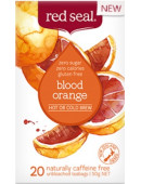 Red Seal Blood Orange Fruit Tea 20 Teabags 50g
