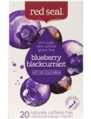 Red Seal Blueberry Blackcurrant Fruit Tea 20 Teabags 50g