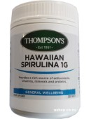 Thompson's Hawaiian Spirulina 1000mg 300 Tablets