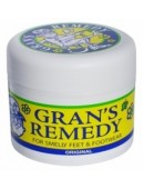 Gran's Remedy Foot Powder for Smelly Feet & Footwear Original 50g