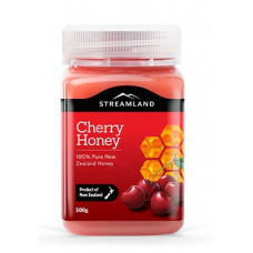 Streamland Cherry Honey 500g